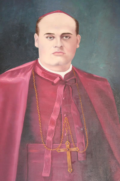 Monseñor leonardo jose rodrigues ballon