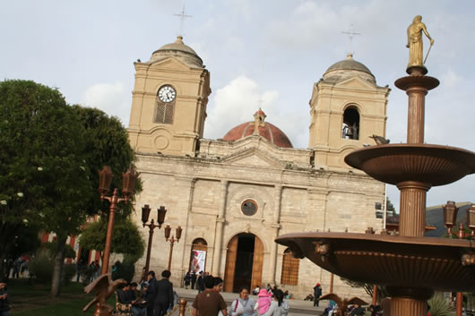 catedral huancayo